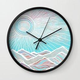 Take It In  Wall Clock