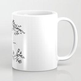 Choose Love (and Flowers) Coffee Mug