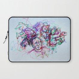 Jazzy Jumble Laptop Sleeve