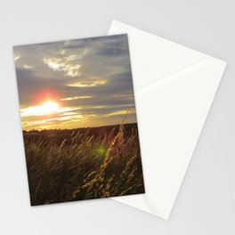 The Leas, South Shields, UK Stationery Cards