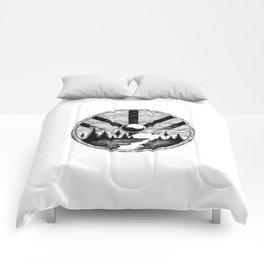 Viking shield Comforters
