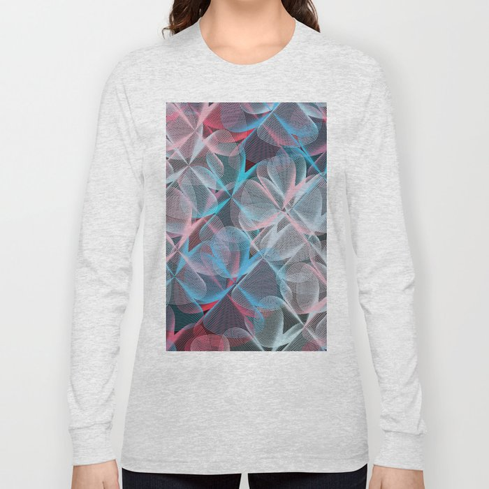 Abstract 159 Long Sleeve T-shirt