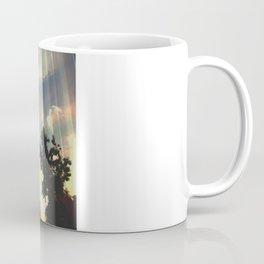 Enter to the Divine Coffee Mug