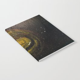 My Galaxy (Mural, No. 10) Notebook
