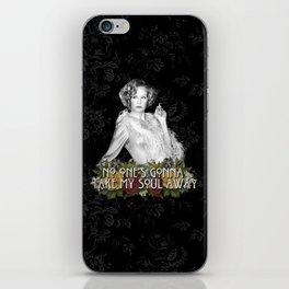 Elsa Mars: Gods and Monsters iPhone Skin