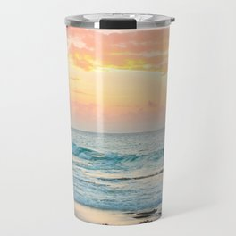 Honolulu Snrse Travel Mug