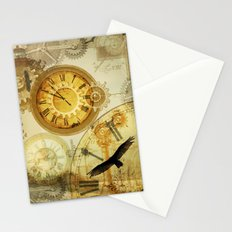 Time Keeps on Slipping.... Stationery Cards
