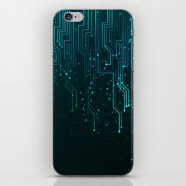 Aqua Tech iPhone Skin