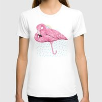 flamingo T-shirts featuring Flamingo by dogooder