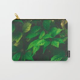 Mystical Leaves Carry-All Pouch