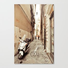 Postcards from Italy: Rome Canvas Print