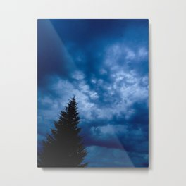 Stormy Day Photography Metal Print