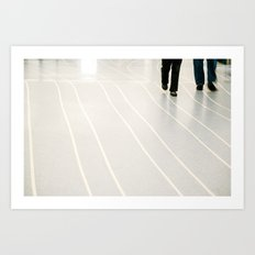 Millennium  Art Print