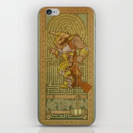 Ionic Asterion iPhone Skin