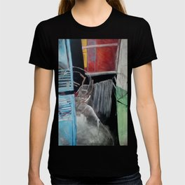 The Lights Were on all Night T-shirt