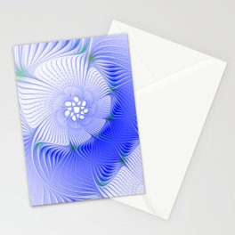 design on white -120- Stationery Cards