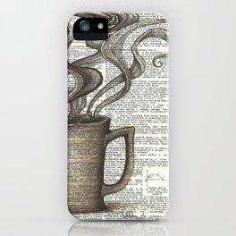 Cupfull of Happy iPhone Case