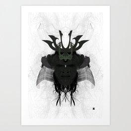 Fated Reversion Art Print
