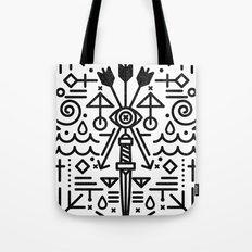Eye of Vengence Tote Bag
