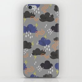 summer weather iPhone Skin