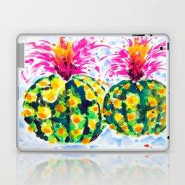 Crazy Hair Day Cactus Laptop & iPad Skin