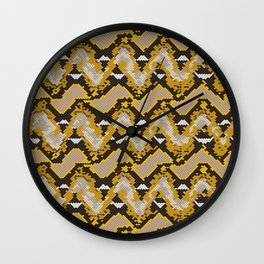 Reticulated Python Repeat Wall Clock