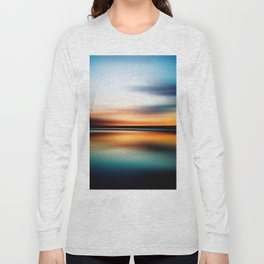 Abstract Landscape 15 Long Sleeve T-shirt