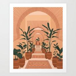 Morocco Series Art Print