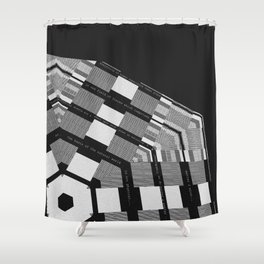 The Basis Shower Curtain