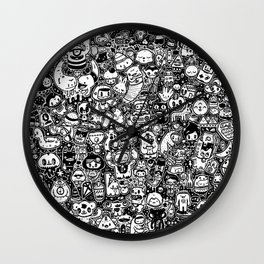 lichi! Wall Clock
