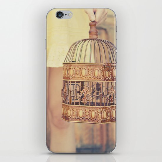Capture the moment iPhone & iPod Skin