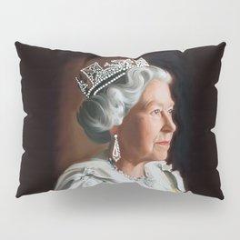 QUEEN ELIZABETH II  Pillow Sham
