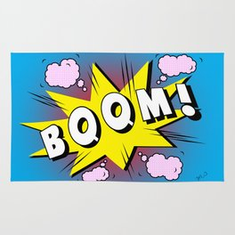 boom! comics Rug