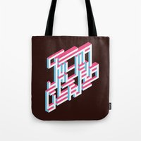 gentleman Tote Bags featuring Gentleman by Jacque Prior