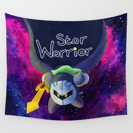 The Star Warrior Wall Tapestry