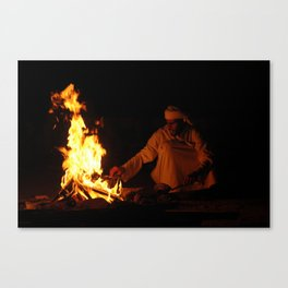 Arabian Fire Canvas Print