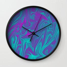Sw!rl Wall Clock