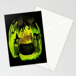 Witches Brew Stationery Cards
