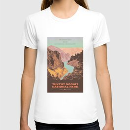 Tuktut Nogait National Park T-shirt