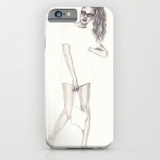 No.2 Fashion Illustration Series Slim Case iPhone 6s
