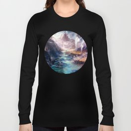 Polluted Delta Long Sleeve T-shirt
