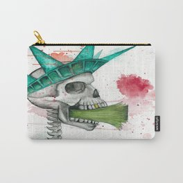 Taxes = Gruesome Carry-All Pouch