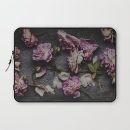 In the silence  Laptop Sleeve