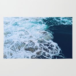 Wonderful Waves Rug