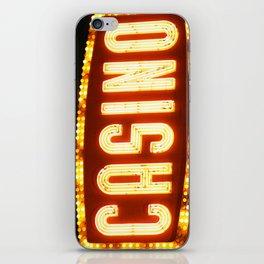 Casino One iPhone Skin
