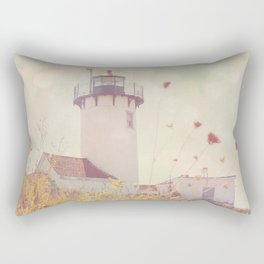 East Point Lighthouse Rectangular Pillow