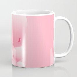 Sad Monster Coffee Mug