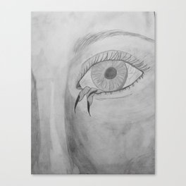 Demons Within Canvas Print