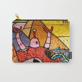 Graffiti Wall Mural No. 6 Carry-All Pouch