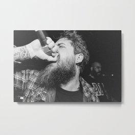 Vanna Metal Print